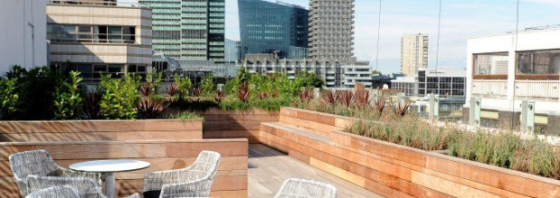 Enjoy our rooftop summer packages