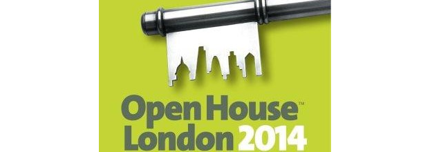 Our doors are open – with Open House London 2014