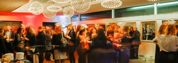 30 Euston Square welcomes more than 80 Angels & Devils for an evening of devilish detoxing