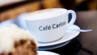 Café Caritas at 30 Euston Square