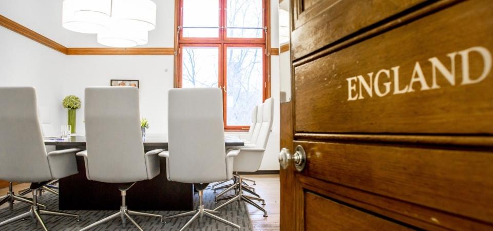 Meeting Room London Euston