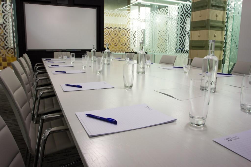 London meeting room