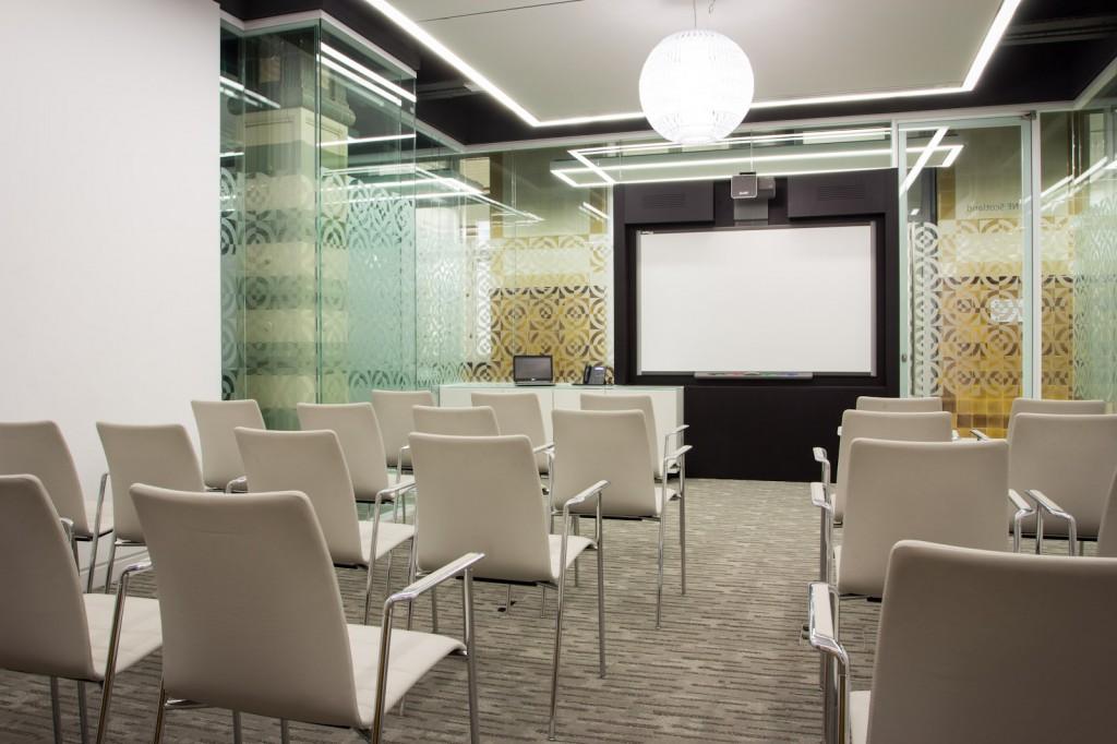 Large London meeting room