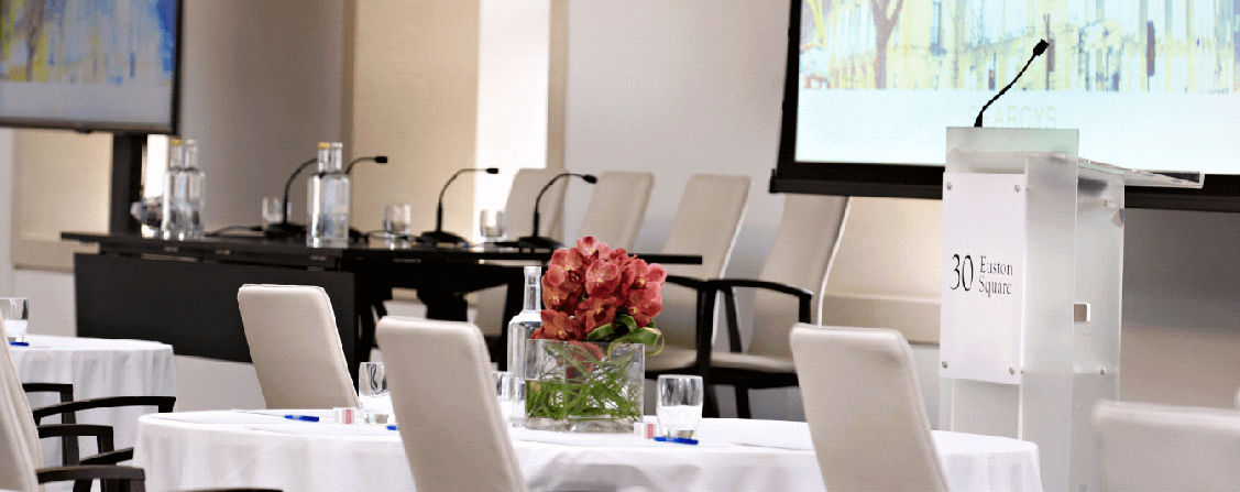 Technology and media events rise 10% at 30 Euston Square