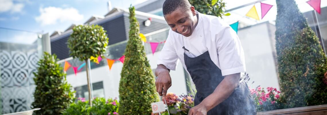 Our research reveals increased demand for 'Chef Theatre' hospitality