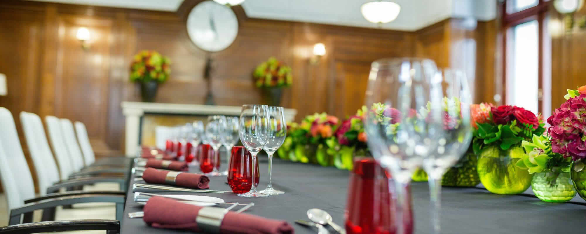 Meeting Rooms and Private Dining