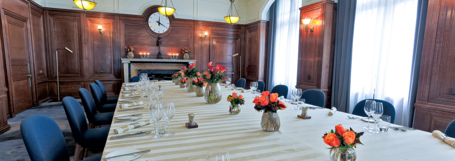 30 Euston Square launches refurbished Heritage Rooms | New private dining and executive all-day meeting spaces