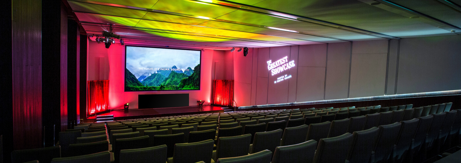 30 Euston Square announces state of the art digital cinema package and video wall | One of London's first venues with a Laser 4K cinema projection system