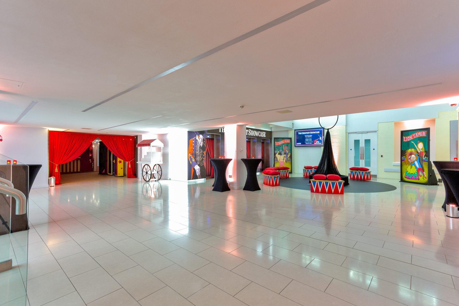 official photos 9df7f c31e2 Auditorium   Exhibition Space