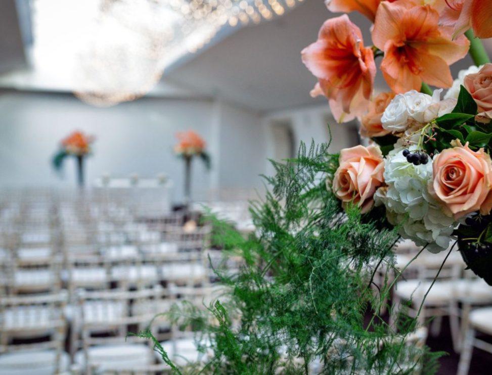 Unusual wedding venues - 30 Euston Square