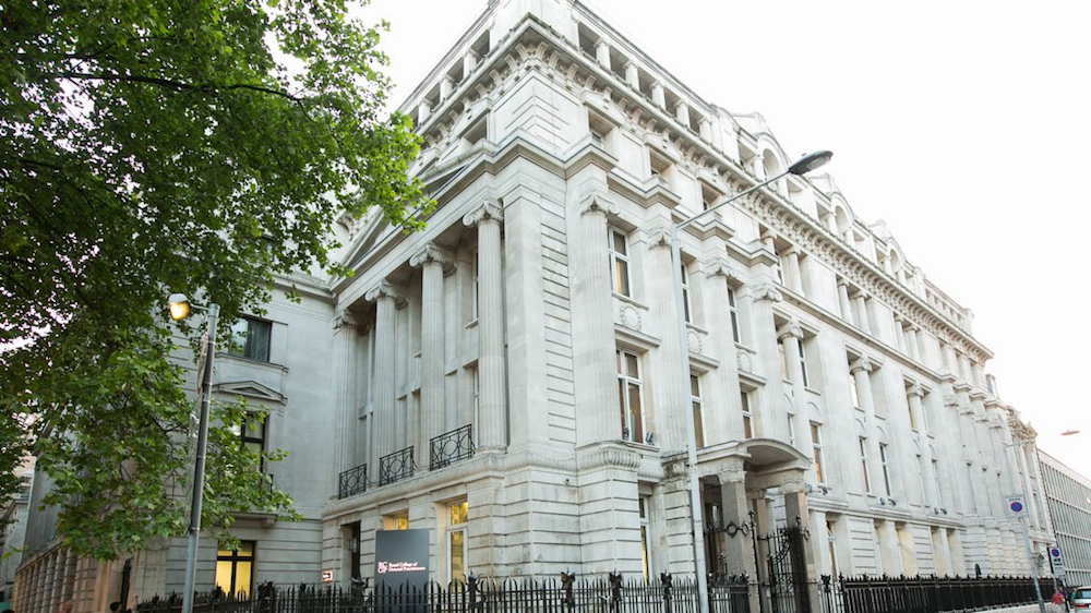 30 Euston Square from outside